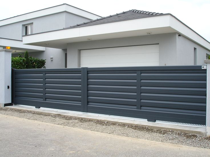 ... images about Clôture on Pinterest  Gardens, Modern fence and Search