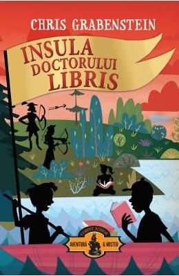Insula doctorului Libris - Chris Grabenstein