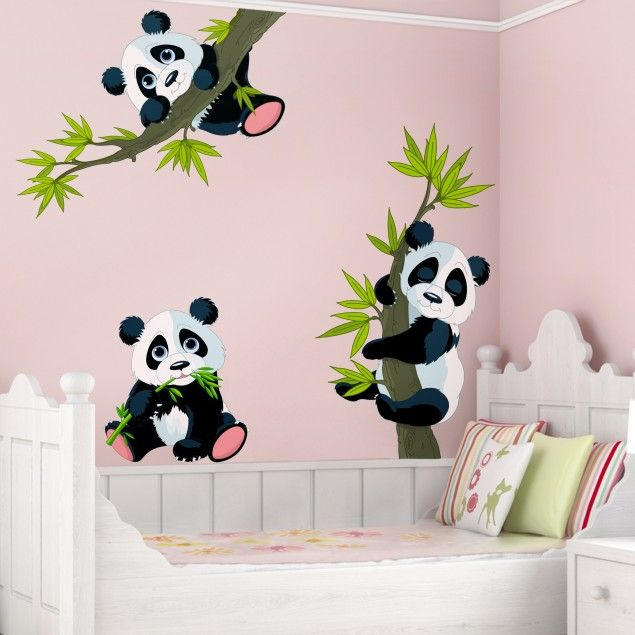 die 25 besten ideen zu pandab ren auf pinterest b ren pandas und baby pandas. Black Bedroom Furniture Sets. Home Design Ideas