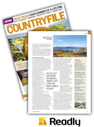 Suggestion about BBC Countryfile Magazine Jul 2015 page 57