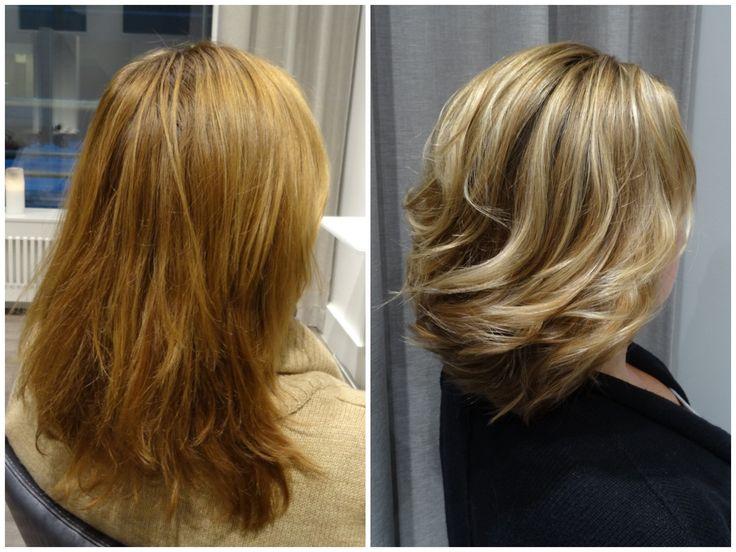 Att våga en ny hårfärg och frisyr... • Colorista - Colorista
