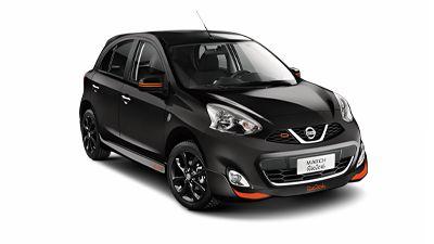 Nissan March 1.6 Rio 2016  essa versao limitada a 1000 unidades conta com detalhes em laranja