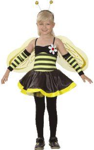 Child Bumble Bee Costume