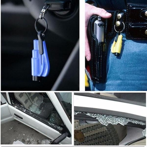 EscapeMyself (seat belt cutter and window breaker) – Trending Vip