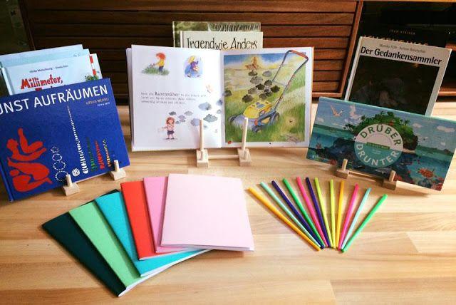 grundschul_teacher        : Vorbereitungen: 1. Schultag 1. Klasse - Bilderbuch...