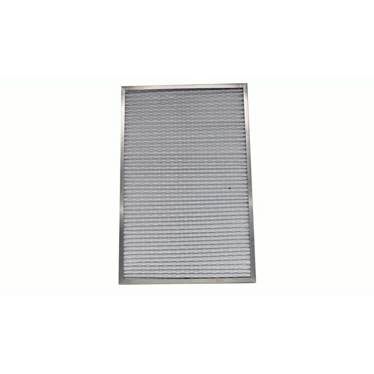 1 Permanent and Washable HVAC Filter, MERV-6 Rating, Approx. Size: 20x30x1