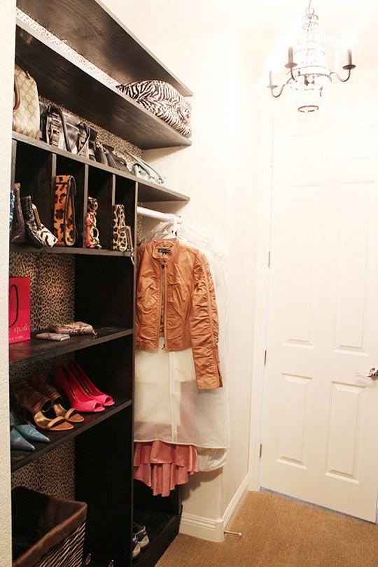 Before U0026 After: Jenu0027s Glam Closet
