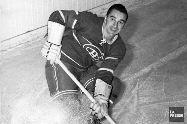 Bob Fillion - Montreal Canadiens - (via La Presse)