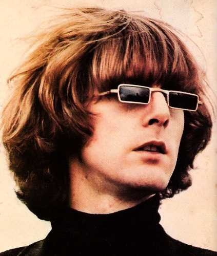 Roger McGuinn - 1942 is an American singer-songwriter and guitarist. He is best known for being the lead singer and lead guitarist on many of The Byrds' records.