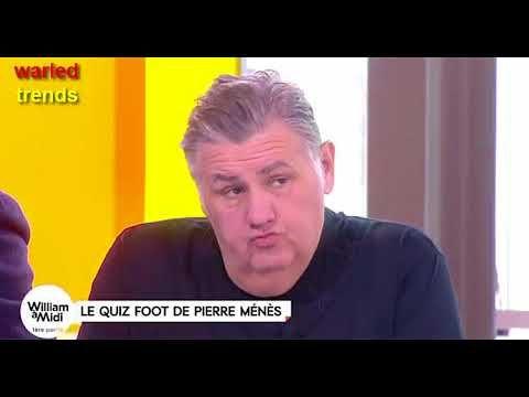 William à midi : Pierre Ménès défie William Leymergie, audiences inquiét...