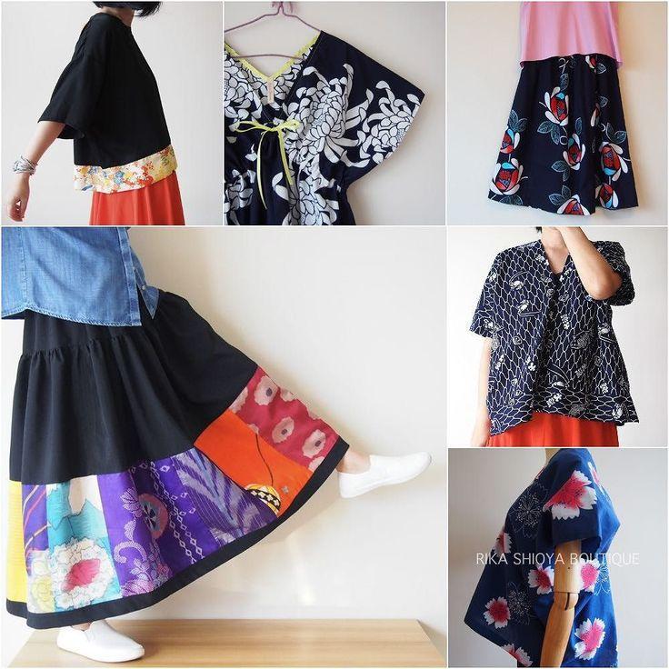 このところクリーマさんでモテ期が来ていまして感謝感謝です  #kimono  #kimonofashion  #antiquekimono  #vintagekimono  #japanesekimono #kimonojacket #kimonocardigan #haori  #craftsmanship  #Welovecollect  #bohostyle  #bohochic  #rikashioyaboutique #hongkonghandmade #着物 #着物リメイク #銘仙 #etsy #creema #浴衣 #浴衣リメイク