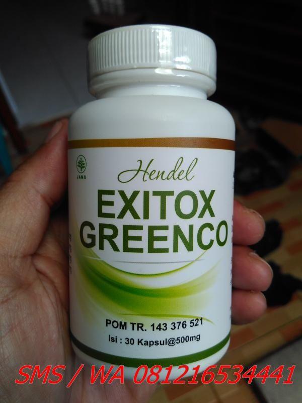 harga exitox,harga green coffee exitox hendel,harga exitox green coffee