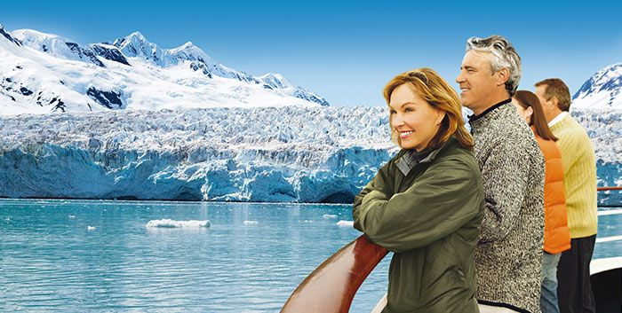 Grab an Alaskan cruise package with Let's Cruise. There are options for one person or two people, and you can choose from several room categ...