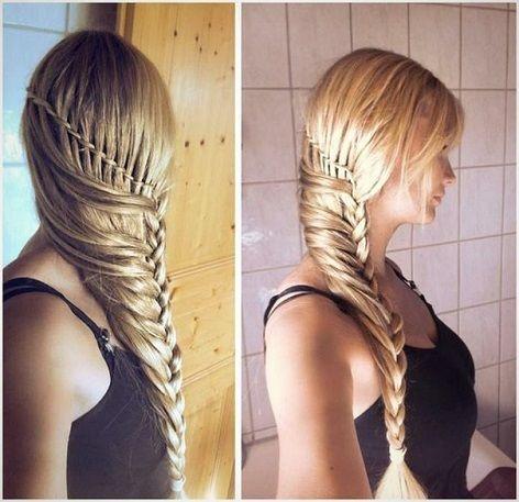 Stylish Braided Hairstyle Tutorial
