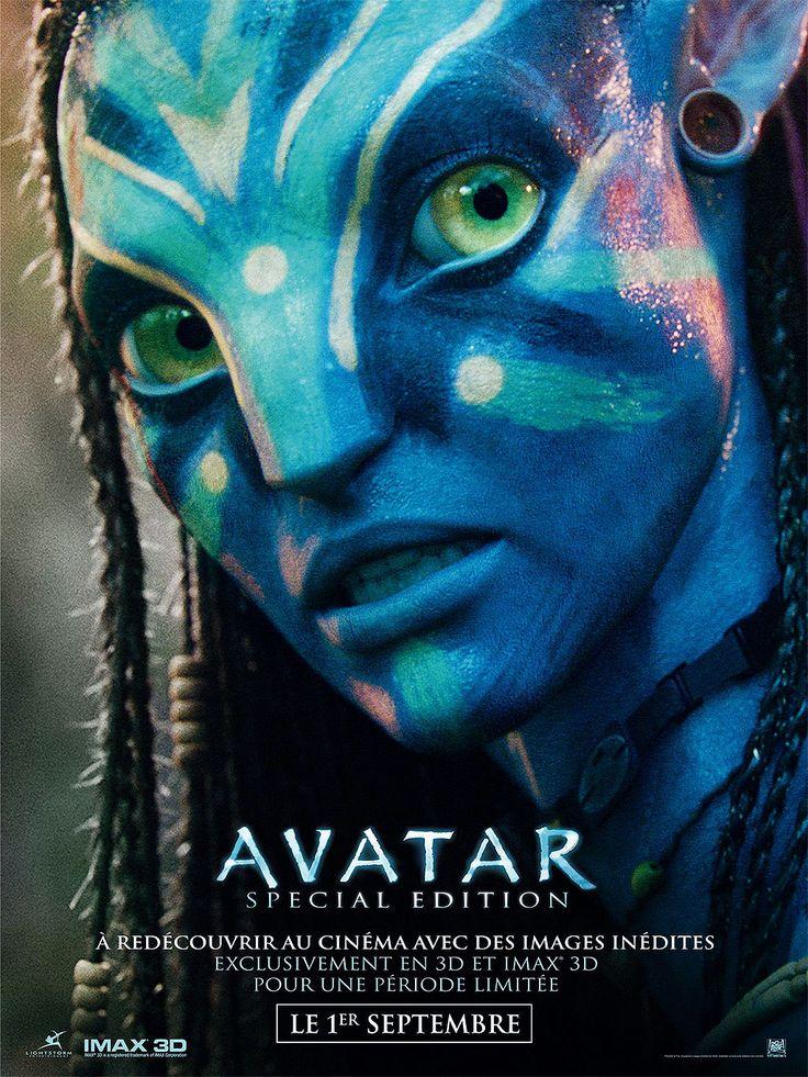 Avatar film de James Cameron avec Sam Worthington, Zoe Saldana, Sigourney Weaver, l'histoire est un humain paralysé doit infiltré le peuple des Na'vi