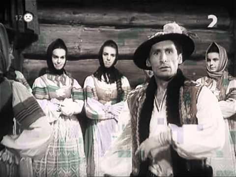 goralské tanečné sólo - z filmu Balada o Vojtovej Maríne - YouTube