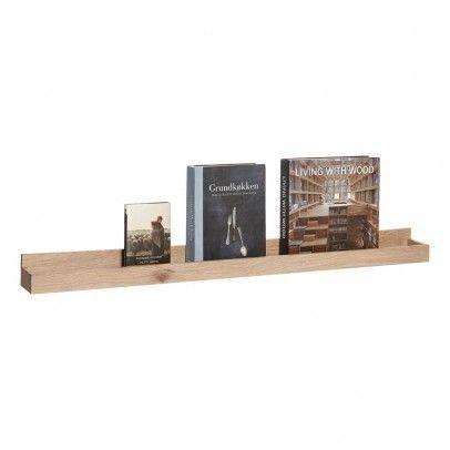 Wall-mounted Shelf Natural  Hübsch