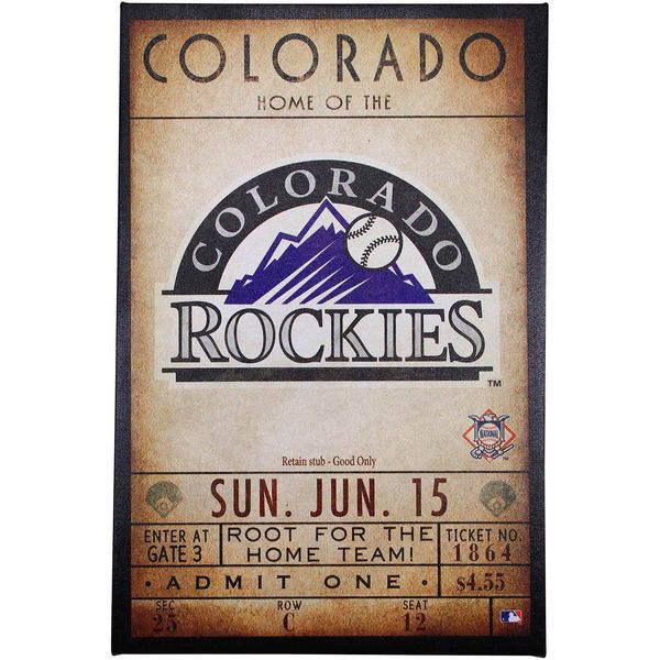 Best 25+ Colorado Rockies Tickets Ideas On Pinterest