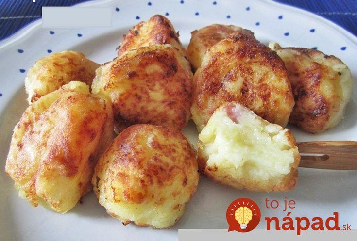 Výborný tip, ako pripraviť prílohu zo zemiakov inak, ako ste zvyknutí. Vyskúšajte pochúťku, ktorá schová do vrecka mastné krokety ale aj hranolky.
