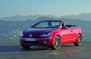 Volkswagen has announced a series of updates to the Golf Cabriolet