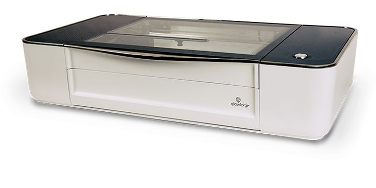Glowforge. Personal laser printer! No need for drawing and designing in complicated software. Upload an image, or cuts directly onto your drawings!