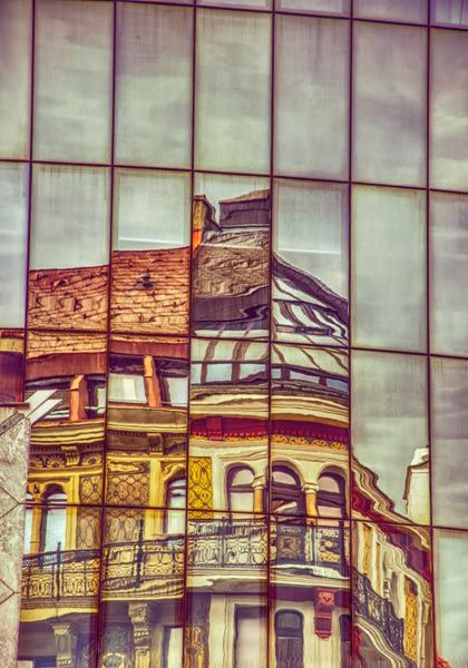 Katarzyna Kuban-see the reflection