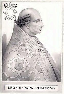 12 giugno Leone III papa