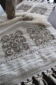 Nazire'nin Elişleri: [no:13] Gümüş Eskitme Türk İşi Motifi