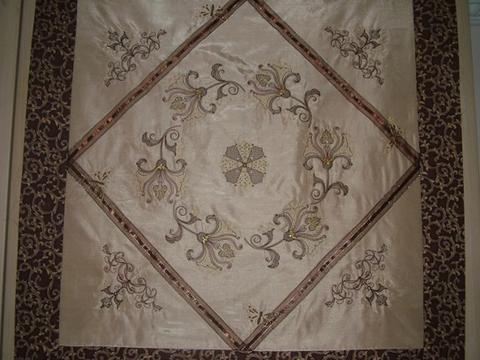 Vintage Art Nouveau Twirls
