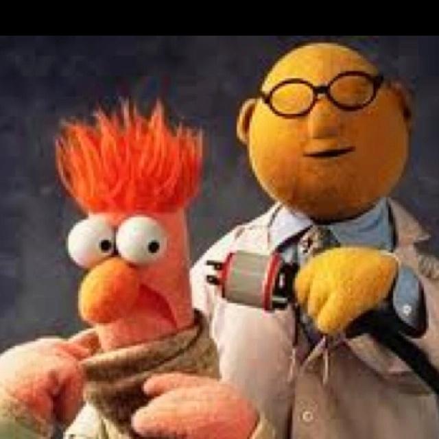 277 Best Muppets Images On Pinterest: 84 Best Images About Beaker On Pinterest
