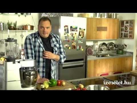 Lecsó gazpacho - Receptek | Ízes Élet - Gasztronómia a mindennapokra