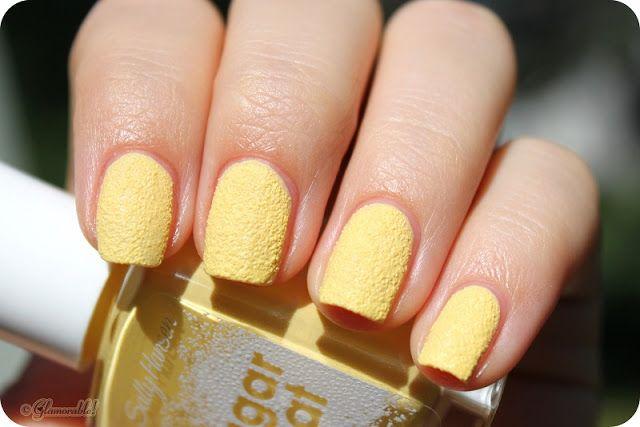 Sally Hansen Sugar Coat Nail Polishes: Swatches and Review | Glamorable!
