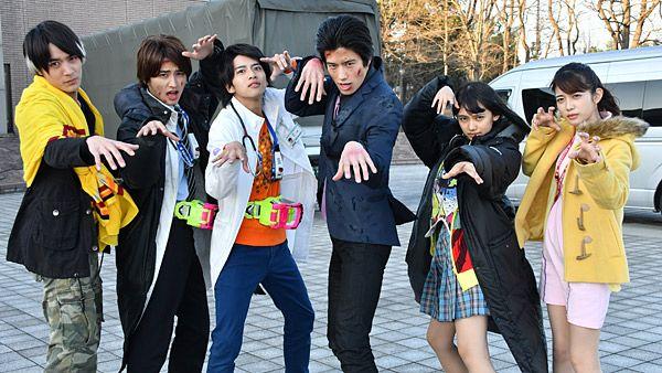 仮面ライダーエグゼイド 第24話 大志を抱いてgo together! | 東映[テレビ]