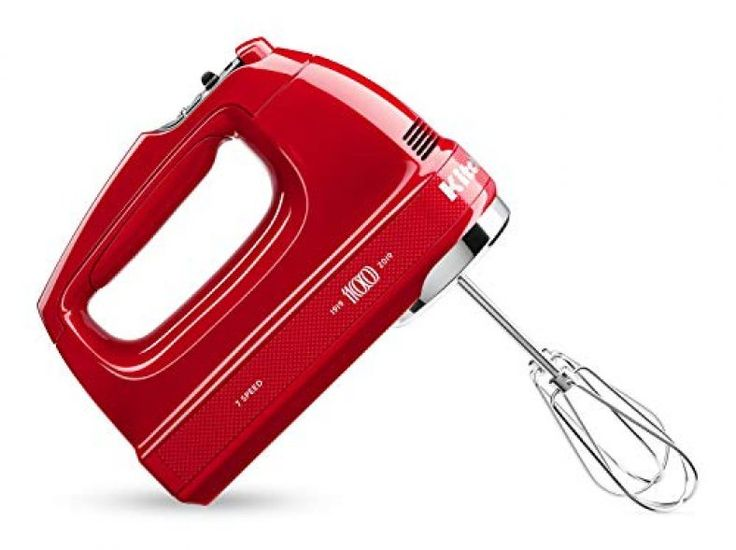 Kitchenaid 100 year limited edition queen of hearts hand
