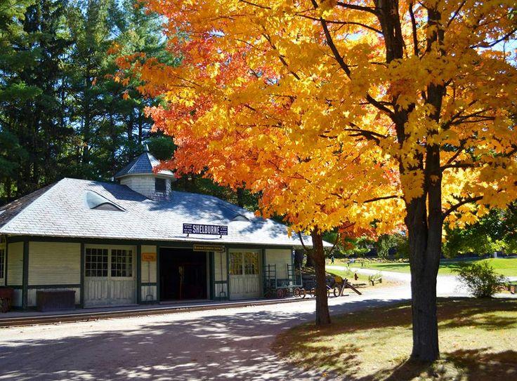 Shelburne Museum in Shelburne, Vermont