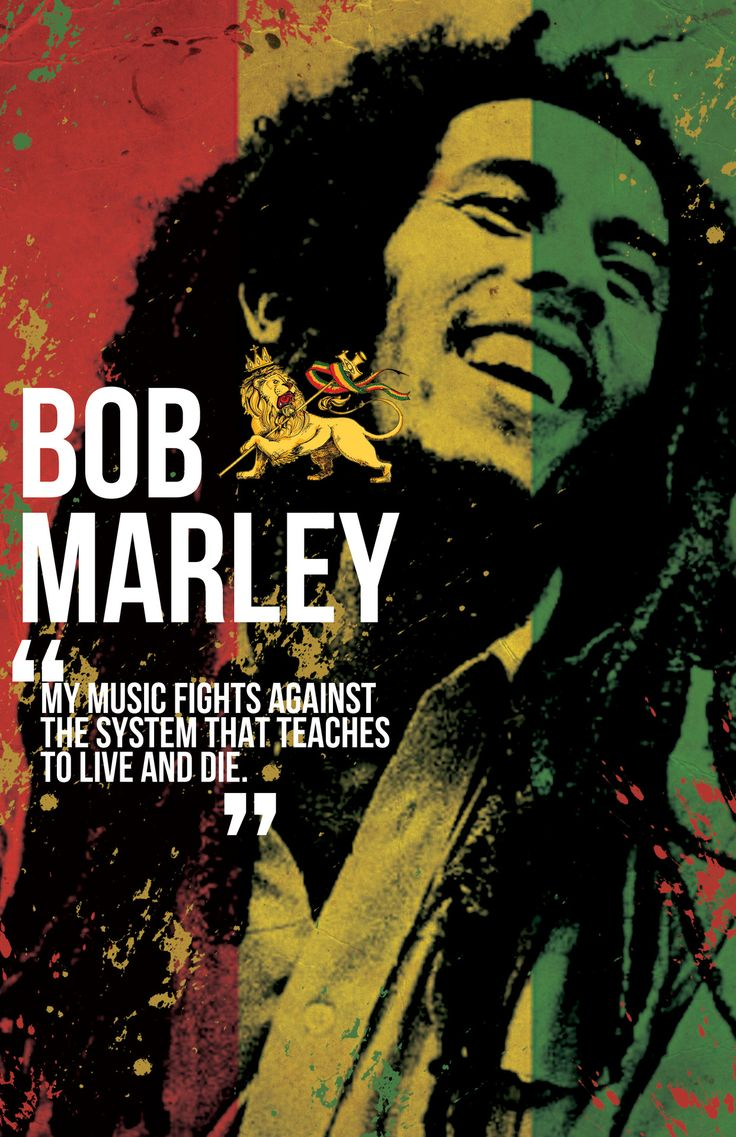 an analysis of bob marley s music Bob marley is one of those rare artists who continues to touch the hearts of  millions of people across the world, even though he died more than.