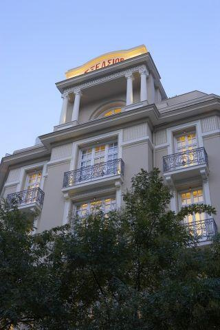 When classic architecture meets the vibrant City Center of Thessaloniki… http://www.excelsiorhotel.gr/