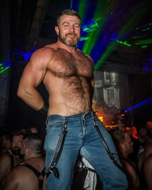 Saturday Man Candy The Hottest Dads On The Planet: 266 Best Hairy Beast Images On Pinterest