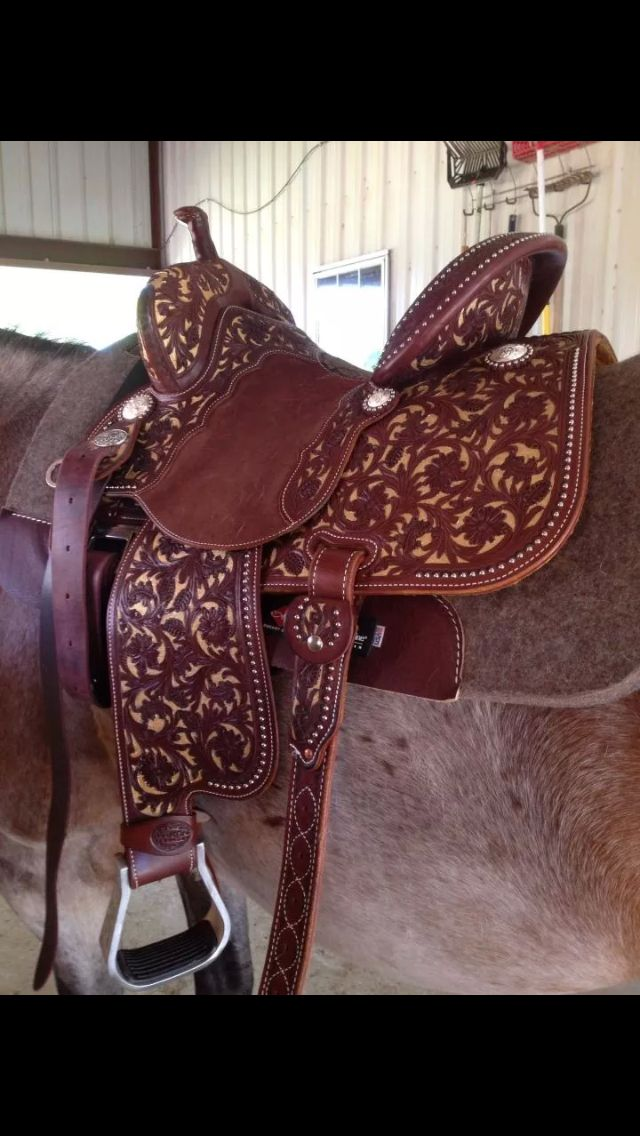 how to choose brooke saddle