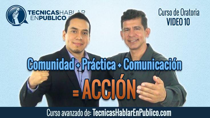 Comunidad: Técnicas Hablar En Publico - Curso de Oratoria Moderna VIDEO ...