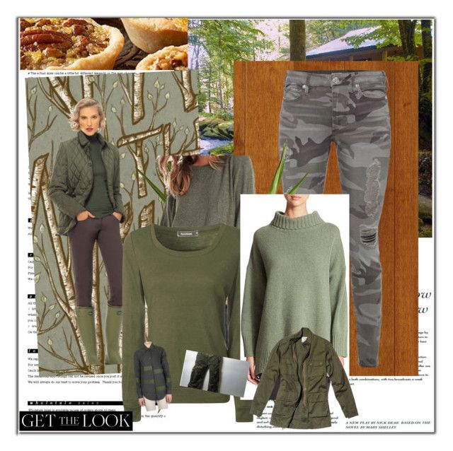 """""""Dried Herb Basic Fall-Winter"""" by siempreguapaconnormacano on Polyvore"""
