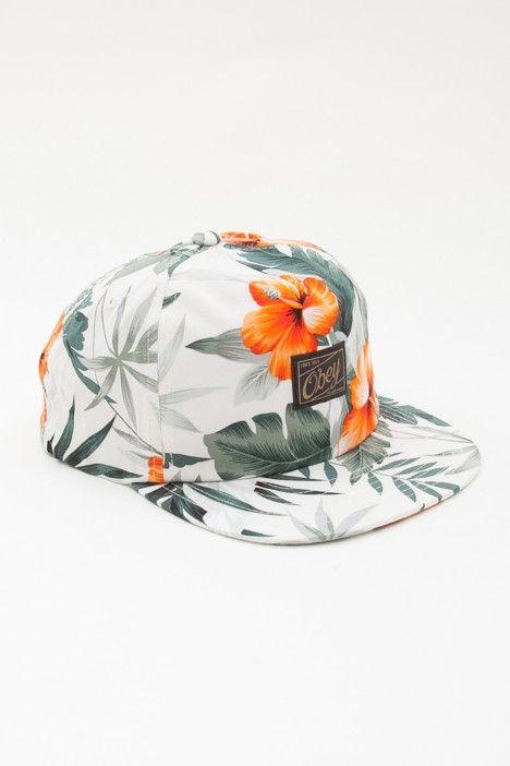 TROPICS SNAPBACK HAT