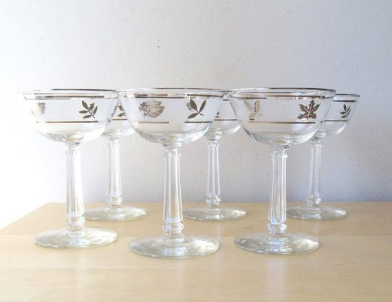 Completely new 14 best Libbey Silver leaf images on Pinterest | Drink, Drinking  EG33