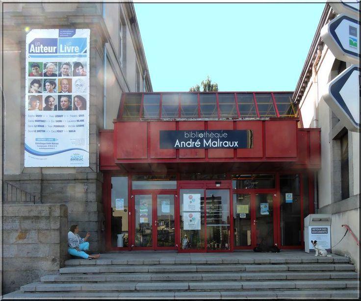 Bibliothèque André Malraux (Saint-Brieuc)