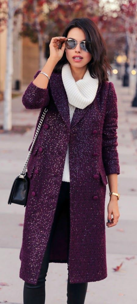 Gorgeous Sequined Coat