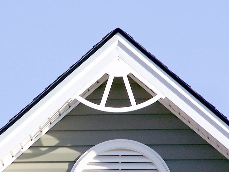 17 Best Images About Decorative Gable Trim On Pinterest