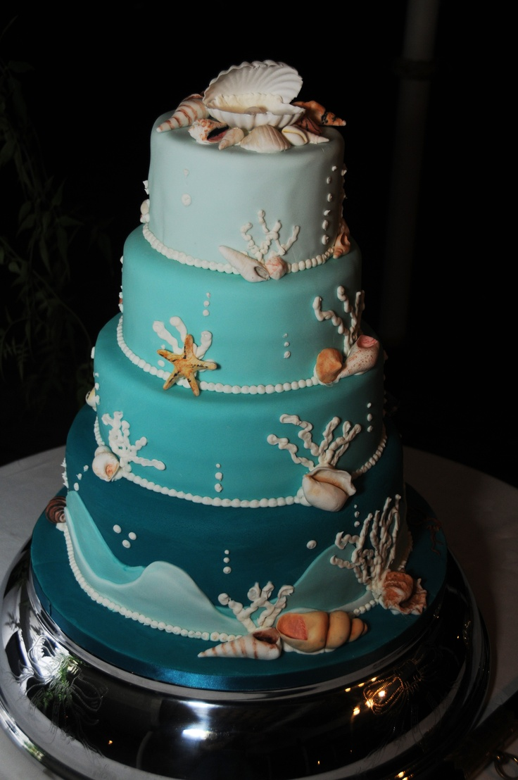 130 best images about happy birthday mermaid on pinterest seashell wedding cakes shells and. Black Bedroom Furniture Sets. Home Design Ideas