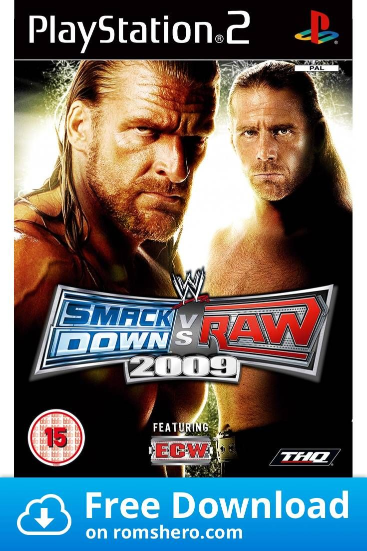 Download Wwe Smackdown Vs Raw 2009 Featuring Ecw Playstation