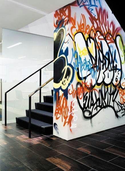 Graffiti home