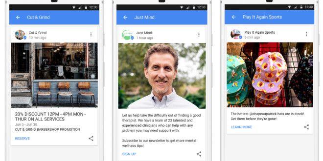 Ora le attività locali possono pubblicizzarsi con Post su Google Ricerca e Maps, ecco come  #follower #daynews - https://www.keyforweb.it/ora-le-attivita-locali-possono-pubblicizzarsi-post-google-ricerca-maps/